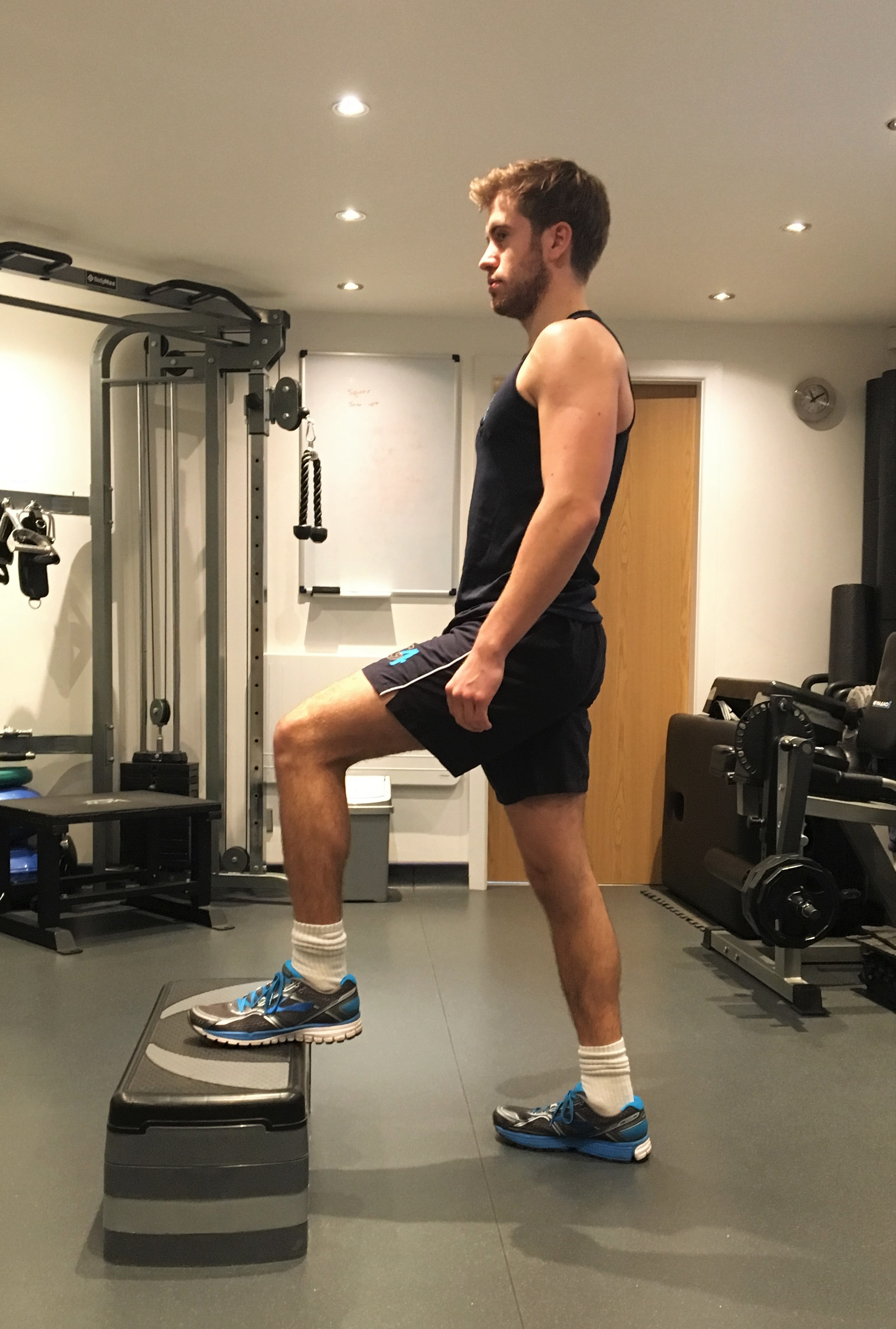 Step Ups 10 Minute Cardio Workout Strength Circuit With Builtlean Single Leg Up Physiotherapy Fitness 2184x3239