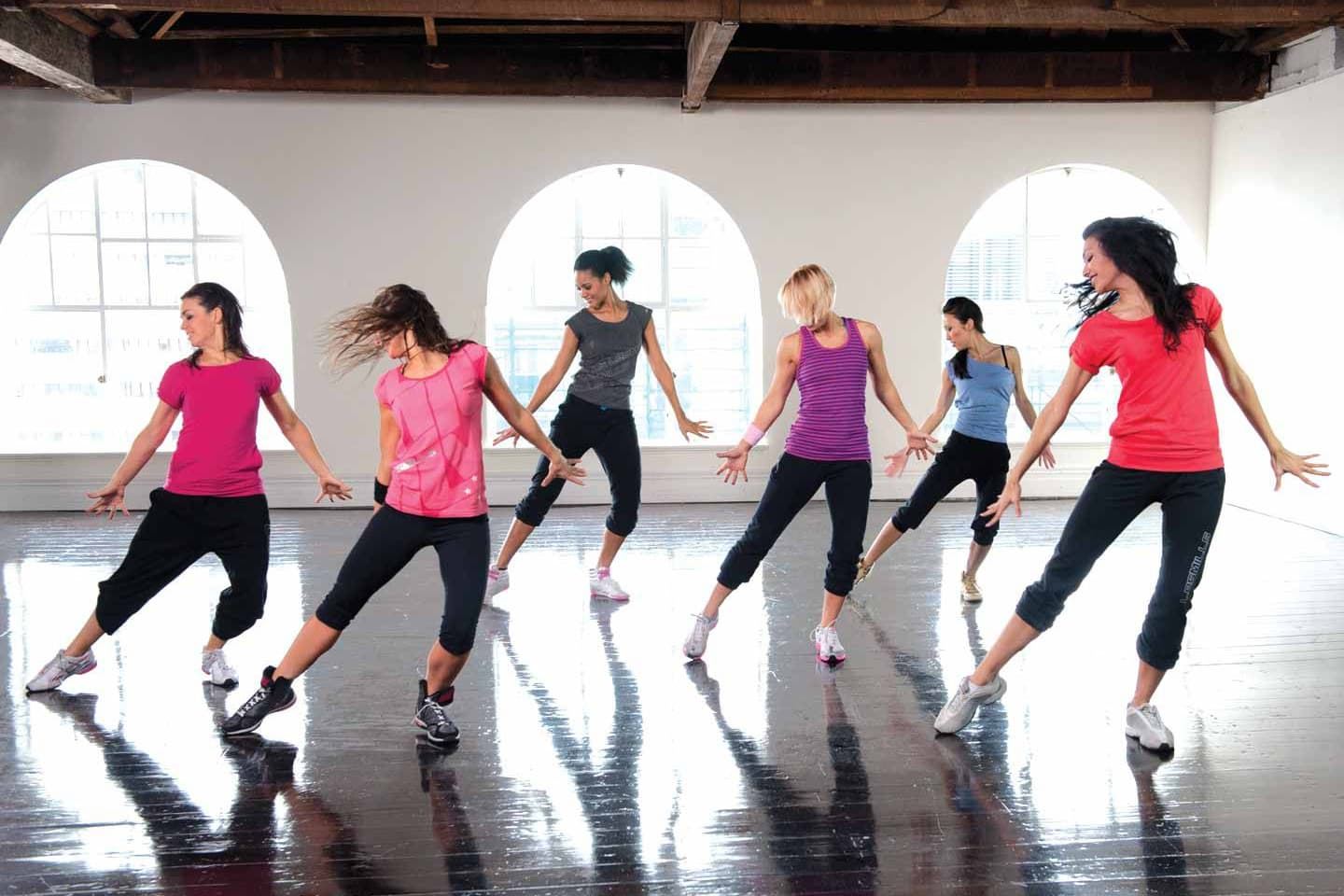 Dance fitness classes are now available